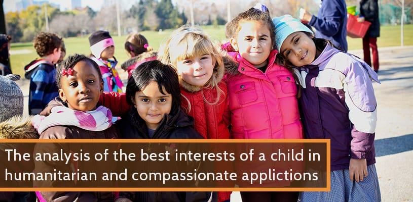 Humanitarian applications